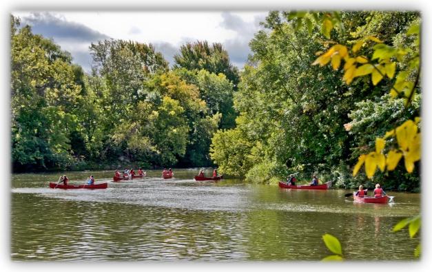 Regard sur l'automne du photographe Marcel Asselin dans la région de l'Outaouais et dans la région de Lanaudière