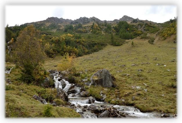 Avec ce beau temps… comment résister à l'attrait du Vallon de Réchy