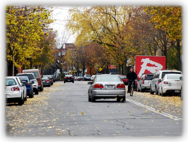 Promenade dans les rues de mon quartier, Hochelaga-Maisonneuve