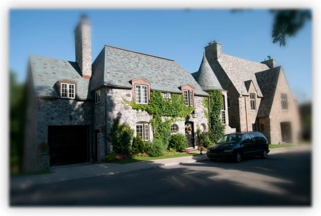 Les grandes demeures de Montréal dans une architecture bourgeoise et aristocratique