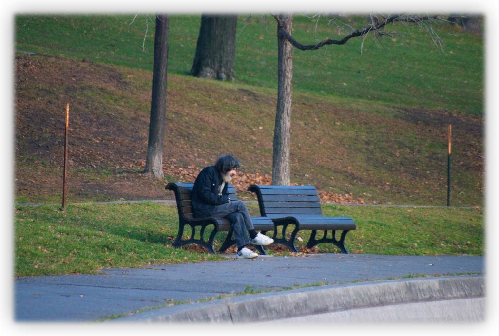 Montréal : L'ennui ou le bonheur d'être seul à moi ?