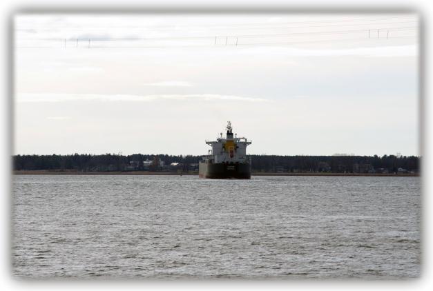 De Montréal, nous traverserons le fleuve à Berthier, ferons un arrêt à Contrecœur et nous reviendrons par la rive sud, par la Montérégie