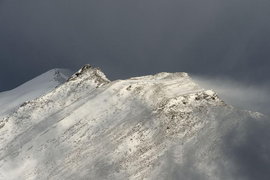 Finir 2012 dans les Alpes suisses avec Roland Clerc