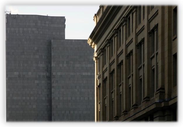 Que sera ma ville devenue au cours des prochaines décennies? Confort ou indifférence?