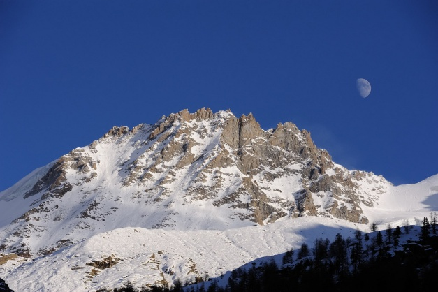 Si maître Roland nous racontait une fable des montagnes