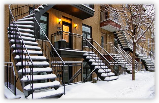 De Montpellier à Clermont, de Lozère au Québec, il neige
