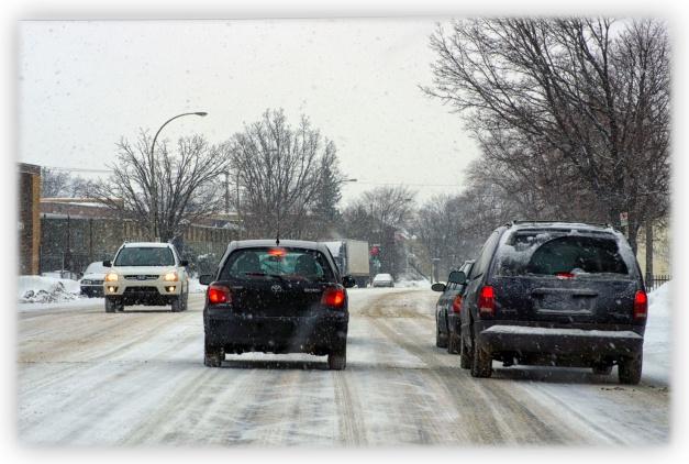 Il a neigé sur Montréal, il neige et il neigera encore sur la ville