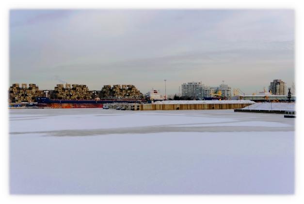 Le froid intense sur le Québec