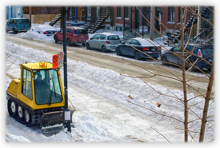 À Montréal, les grandes manoeuvres!