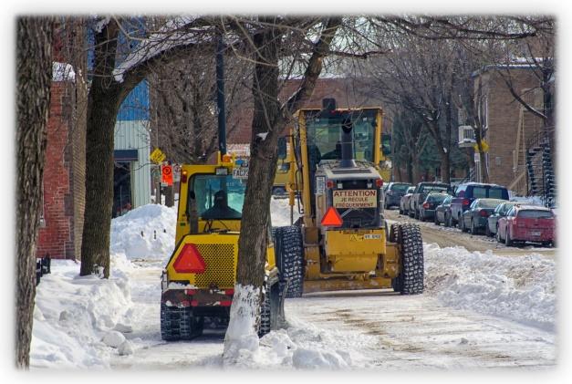 À Montréal, les grandes manœuvres!