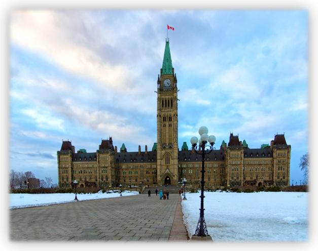 Un jour à Ottawa