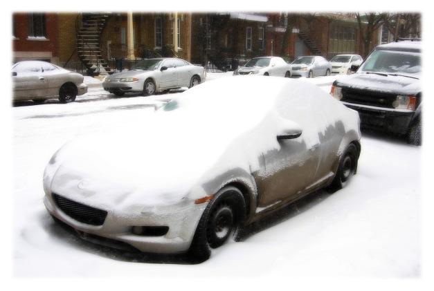 Blizzard aux États-Unis, tempête à Montréal