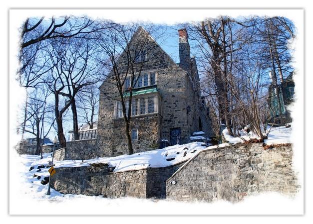 Les vieilles maisons