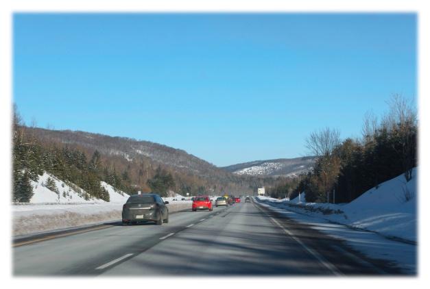 Vers la Route du Nord