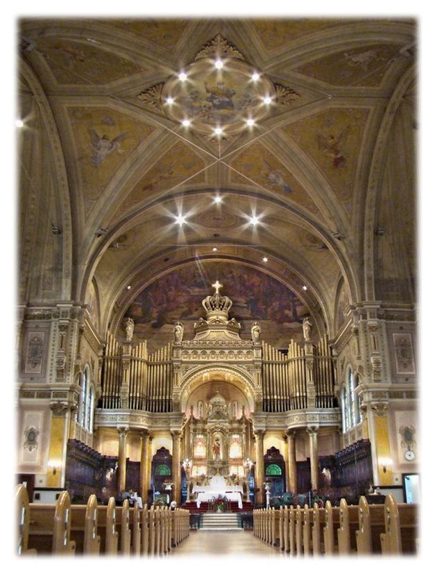 L'Église, marchande de temples