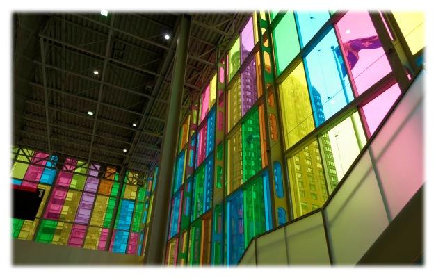 Architecture des lumières