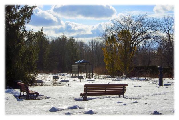 L'hiver s'en retourne et le printemps revient