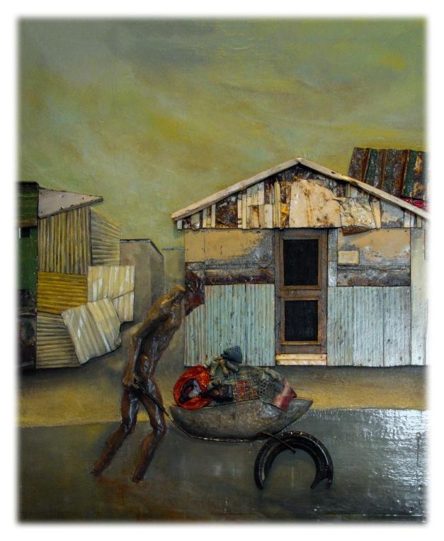 Les bidonvilles d'Isabelle Beaupré