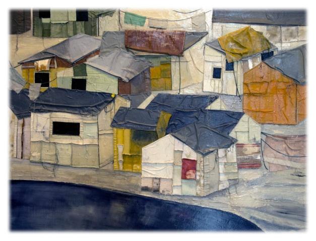 Exposition d'Isa B à la Galerie d'Art d'Outremont