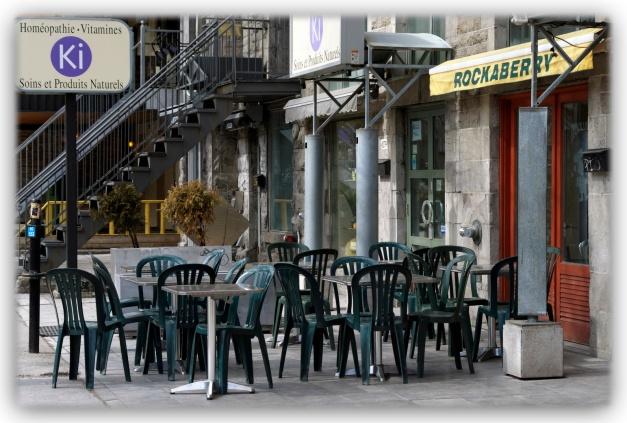 J'arpente la rue Saint-Denis